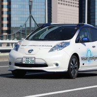 La Alianza Renault-Nissan lanzará más de 10 vehículos con tecnología de conducción autónoma