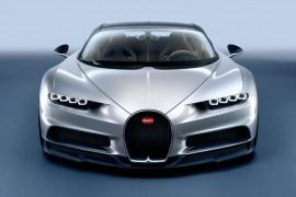 Bugatti Chiron: 1478 hp ¡La bala alsaciana!