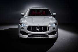 Ginebra, Levante, la nueva SUV de Maserati