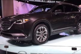 Mazda CX-9 llega a México antes del verano