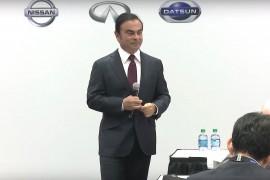 ¿Qué tan satisfecho está Carlos Ghosn con Nissan Mexicana?