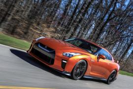 Autoshow Nueva York 2016: Nissan GTR
