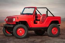 Jeep y Mopar presentan siete nuevos vehículos concepto para el 50° Easter Jeep Safar