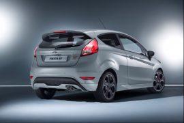 Ford presentará nuevo Fiesta el 29 de este mes