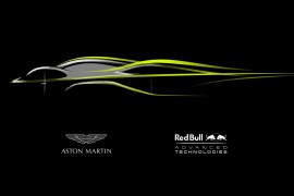 Aston Martin confirma asociación con Red Bull Racing