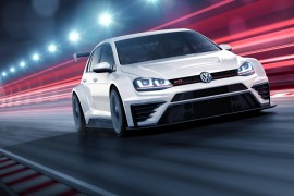 Volkswagen Motorsports GTI TCR