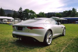 Jaguar / Land Rover XXX Concurso Internacional de Elegancia