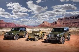 Gama Jeep 75 Aniversario, llega a México