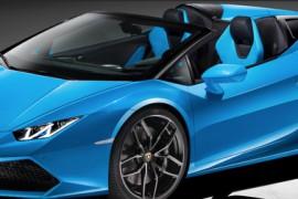 Presentarán mañana dos Lamborghini en México