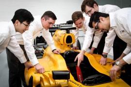 Infiniti Engineering Academy – México No.1 en convocatoria