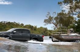 Ford Ranger 2017, a ver de qué cuero salen más correas.