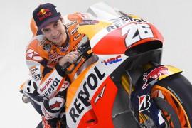 Dani Pedrosa renueva su contrato con Honda