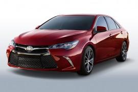 Toyota Camry, se pondrá deportivo en 2018