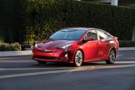 ¡Prius está de diez! A 10 días de prueba el rendimiento es de 22 km/litro