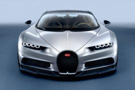 Bugatti no tiene planes de convertible para Chiron