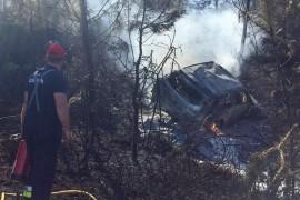 Accidente de Paddon provoca incendio en el Rally de Portugal