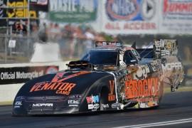 Matt Hagan consigue la victoria al volante de su Mopar Dodge Charger R/T