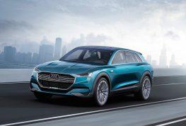 Audi apuesta por los vehículos eléctricos
