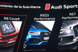 ¡Quieren conquistarte! Llega la marca Audi Sport y Audi R8 2017