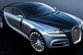 Bugatti prepara Galibier