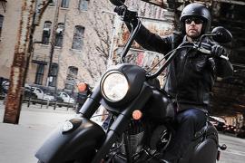 Indian Motorcycle llegó al Área Metropolitana