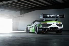 """Pikes Peak, allá voy"": Acura NSX EV"