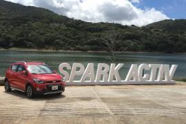 Nos fuimos de pinta con el nuevo Spark versión Activ