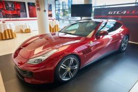 Ferrari GTC4 Lusso, lujo, potencia y ¿estilo?