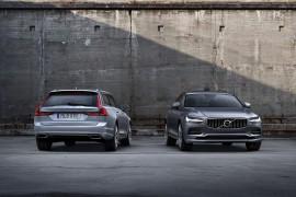 Volvo S90 y V90 vitaminados con Polestar