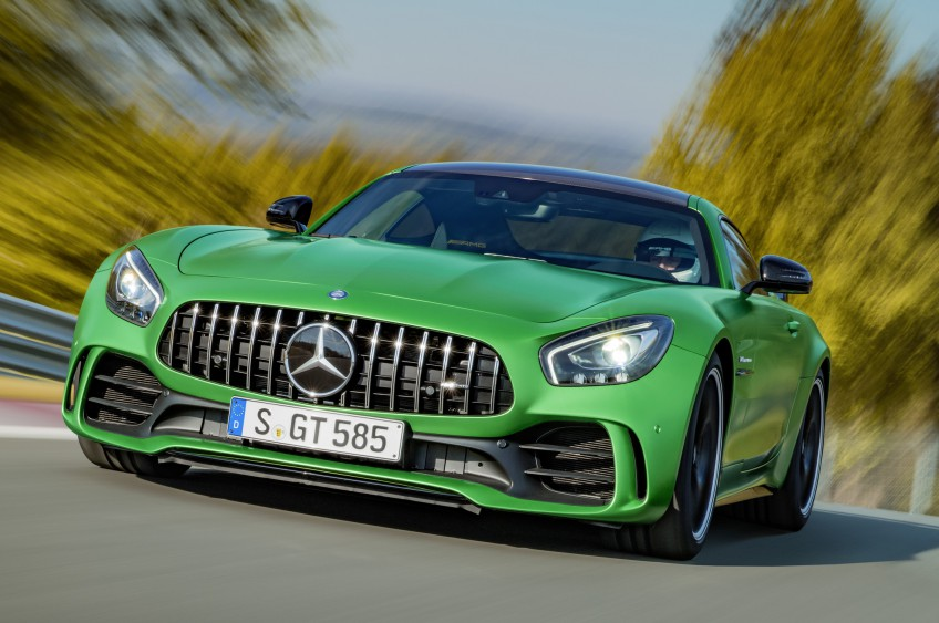 ¡Conócelo! Mercedes-AMG GT R