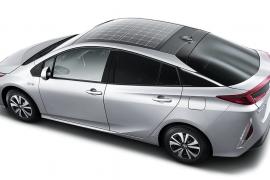 La siguiente generación de Prius contará con techo solar