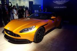 El auto más hermoso de México, Aston Martin DB11