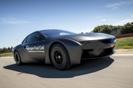 ¿BMW i8 totalmente eléctrico?