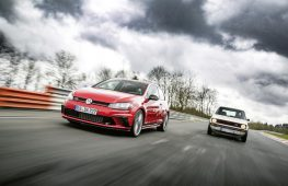 Pasión por los hot-hatch, los rivales del VW Golf GTI