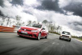 Pasión por los hot-hatch, los rivales del VW Golf GTI