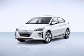 Hyundai con 200 millas de autonomía para 2018