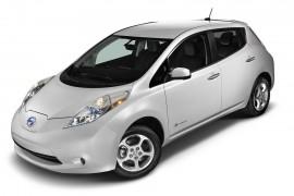 Próximo Nissan Leaf con hasta 200 millas de rango