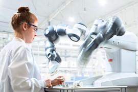 Robótica y sustentabilidad para la industria ABB (APW) 2016