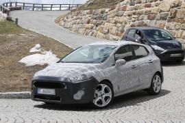 Cambio de mediano plazo para Ford Fiesta 2018