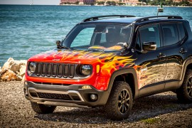 Jeep Renagade Hell´s Revenge