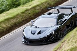 El más extremo: McLaren P1 LM