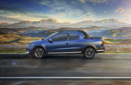 Volkswagen Saveiro 2017, pequeña guerrera