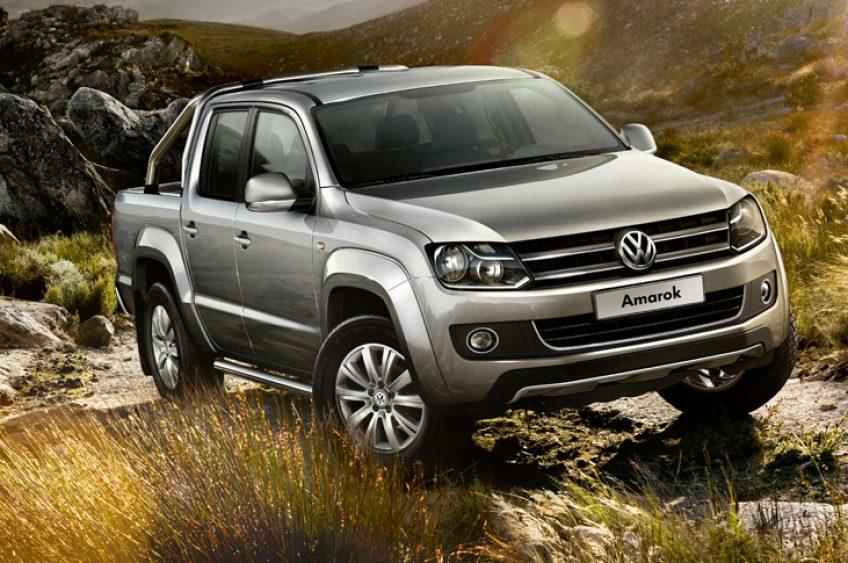 Volkswagen se superó así mismo en vehículos comerciales