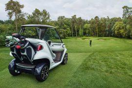 ¿Mercedes-Benz al golf? Sí, es oficial