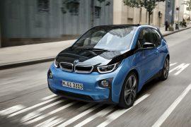 BMW i3 crece en ventas tras subsidios en Alemania