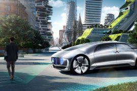 Daimler planea electrificar China con sus productos Mercedes-Benz