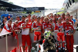Doblete histórico de Ducati en Austria