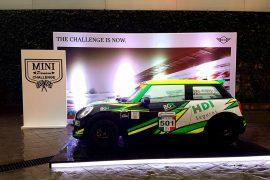 MINI, el Auto Oficial de la XXIX Carrera Panamericana