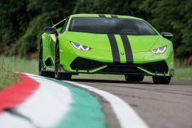 El –nuevo– ojo del Huracan… Lamborghini
