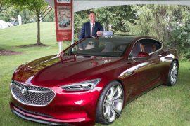 Buick Avista es el Auto Concepto del Año